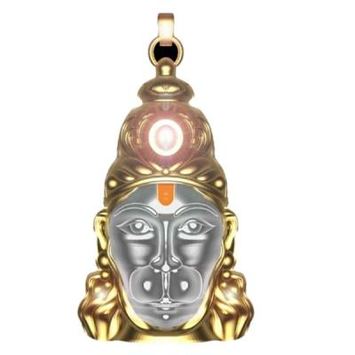 Hanuman Chalisha Yantra Locket